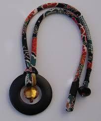 Risultati immagini per images for japanese kimono cord necklace