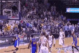 Stephen Curry Shooting Jump Shot(21)