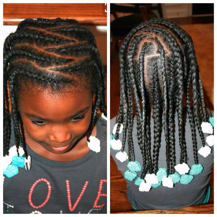 Braids Short Hair Styles For Round Faces Kids