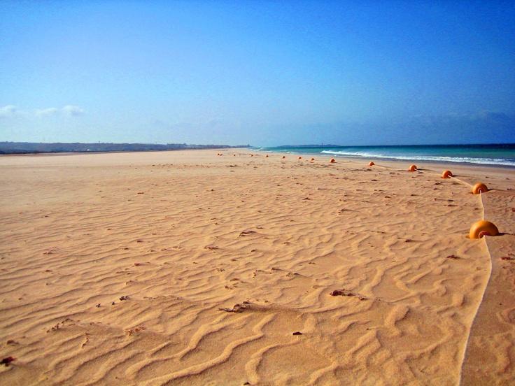 Playa de Tarifa.España.