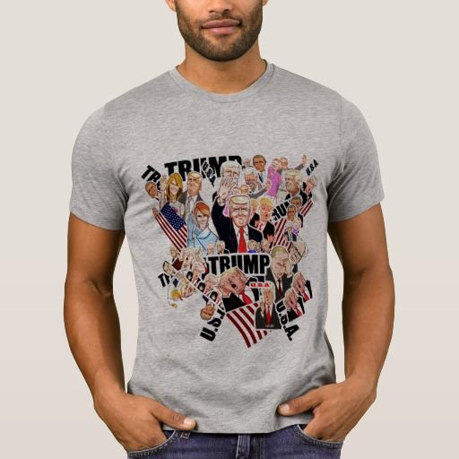 Donald Trump-45th President of the U.S.A. T-Shirt