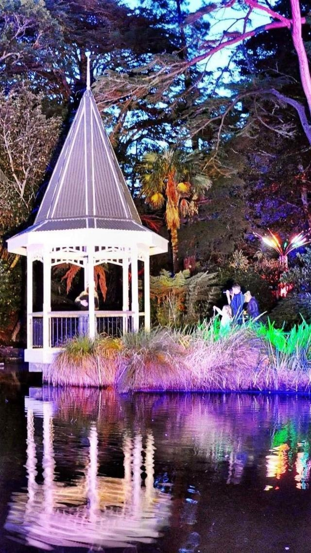 Wellington Botanic Garden, Wellington, North Island, New Zealand