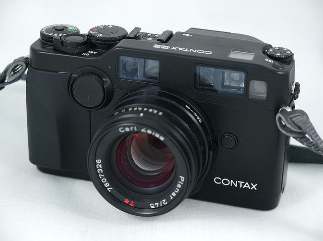 Contax G2 Black