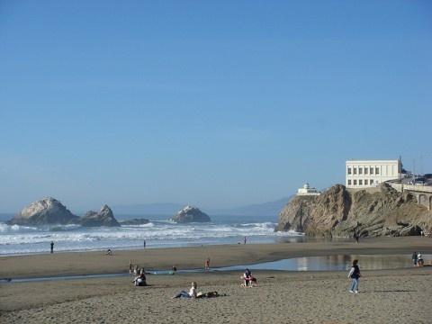 Cliff House Restaurant  San Francisco