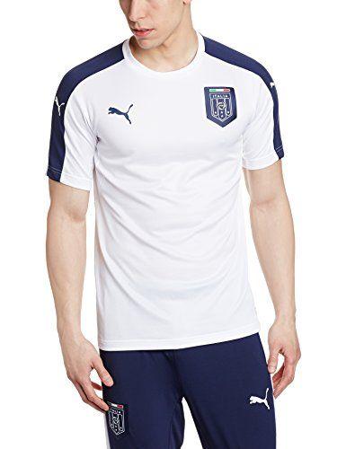 Puma Maillot en jersey figc Italia Stadium: Replique ou Authentique: Replique Type: Hauts Manches Courtes Matériau: Polyester L'article…