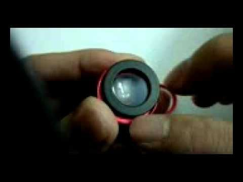 DIY Fisheye less than 2 minutes - YouTube