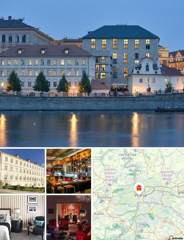 Four Seasons Hotel Prague (Praga, República Checa)