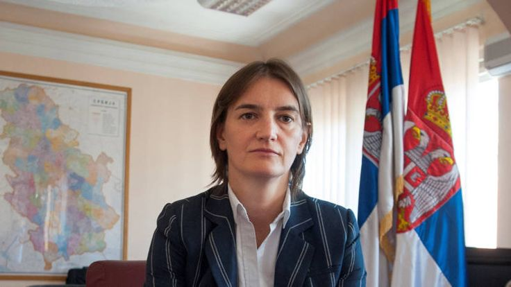 The president of Serbia has nominated an openly gay woman to be his prime minister.