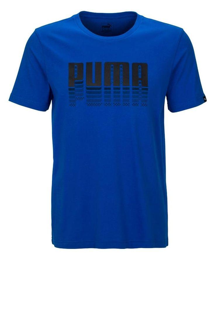 Puma LEVELS - T-Shirt print - royal für 20,00 € (13.10.16) versandkostenfrei bei Zalando bestellen.