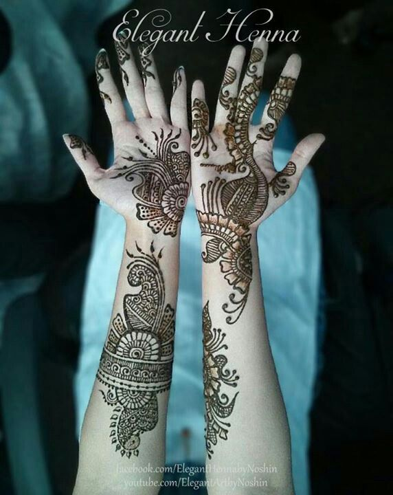Elegant Henna Designs: 95 Best Elegant Henna Images On Pinterest