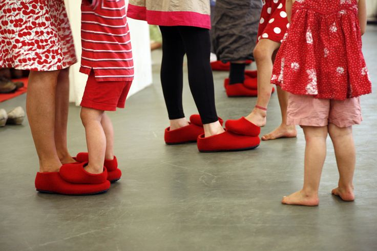 Put On Your Red Shoes and Dance,  V&A Museum of Childhood, Reddress event, London Design Festival, Finnish Institute