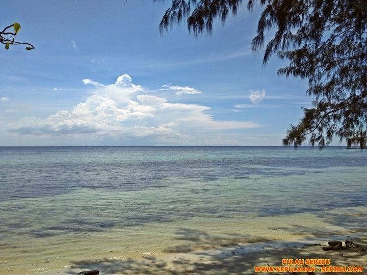 Perjalanan Wisata Pulau Seribu Akhir Tahun 2017