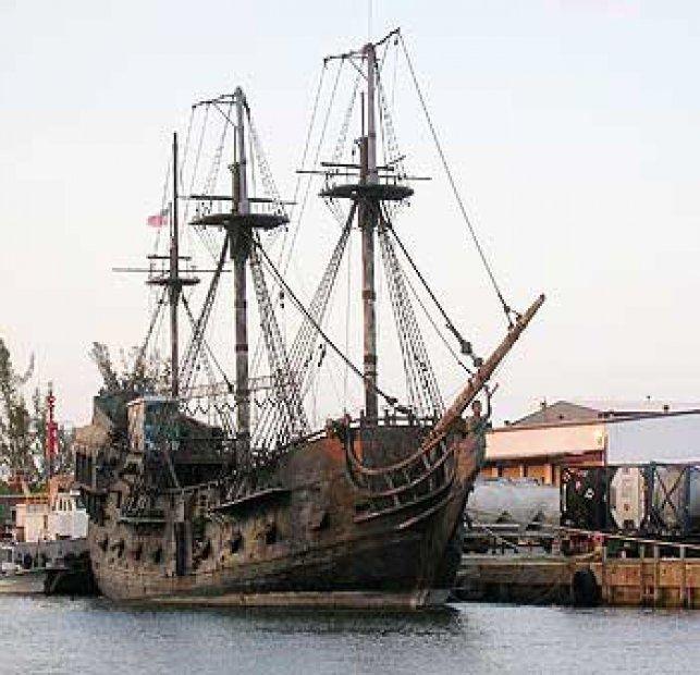 Goonies Segelschiffe Piratenboote Schiff