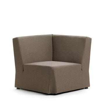 Square Corner Chair now featured on Fab.