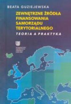 Zewnętrzne źródła finansowania samorządu terytorialnego