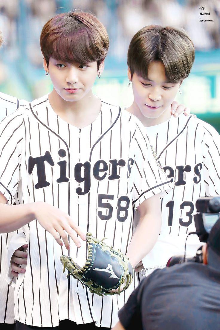 | © 감자처녀 | Do not edit | jikook baseball date