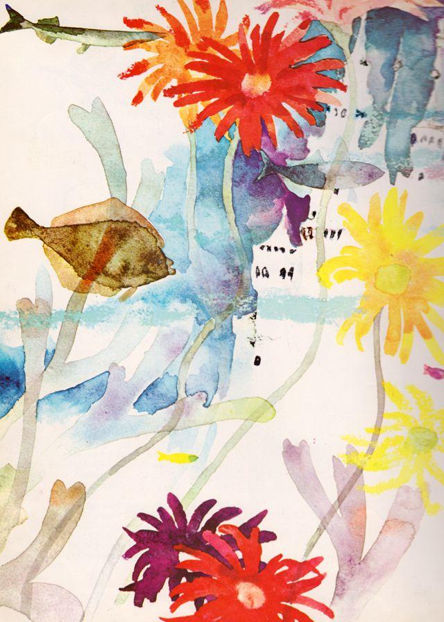 The Little Mermaid - illustrated by Chihiro Iwasaki