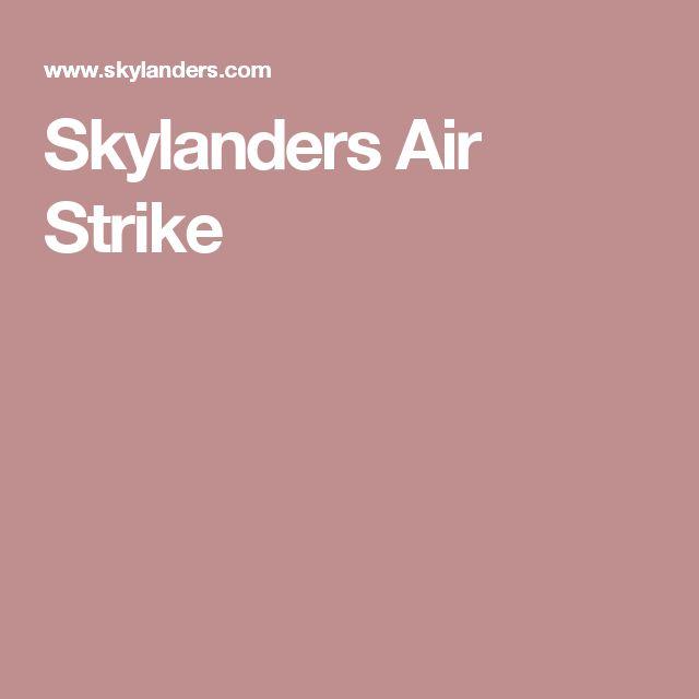 Skylanders Air Strike
