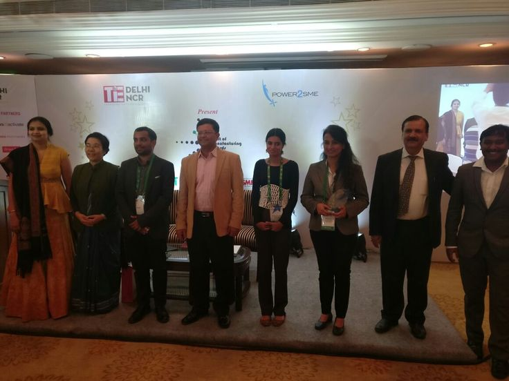 #Power2SME and TiE Announce the Winners of 'Spirit of Manufacturing Awards' Season Three