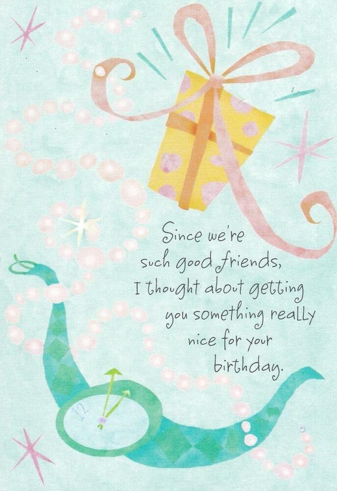 Birthday Greeting Card Friendship Funny Card Hallmark Birthday Birthday Greeting Cards Funny Greeting Cards Christian Greeting Cards