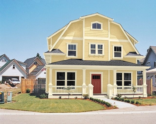13 best gray exterior homes images on pinterest exterior - Gray clouds sherwin williams exterior ...