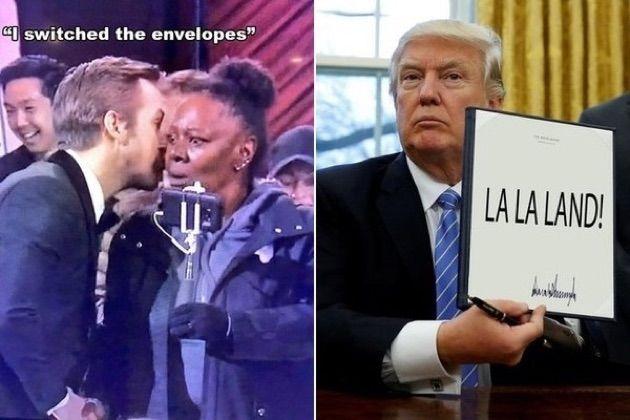 2017 Academy Awards – Oscar Memes