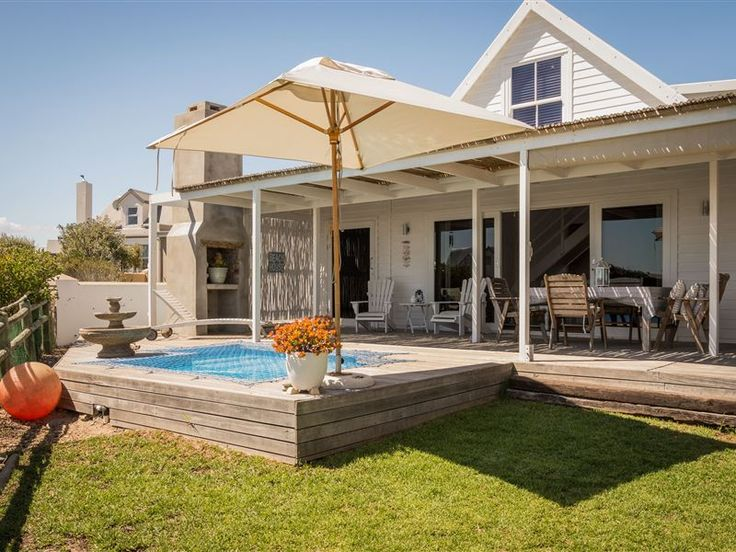 Sanderling at Grotto Bay - Along the wild and windswept coast, in a private nature reserve, Sanderling at Grotto Bay is situated a mere 300 meters from the shore in the quiet village of Grotto Bay.  This beach house comfortably ... #weekendgetaways #grottobay #southafrica
