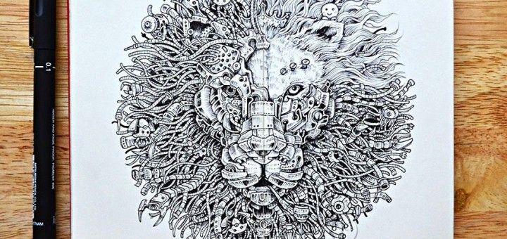 Voici une série de dessins tristes par Gypsie Raleigh, artiste/auteur/poète/dramaturge de Portland, qui peuvent faire réfléchir.