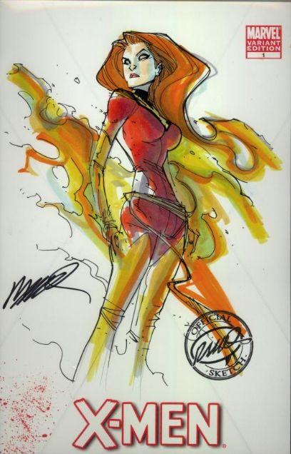 Phoenix by Humberto Ramos
