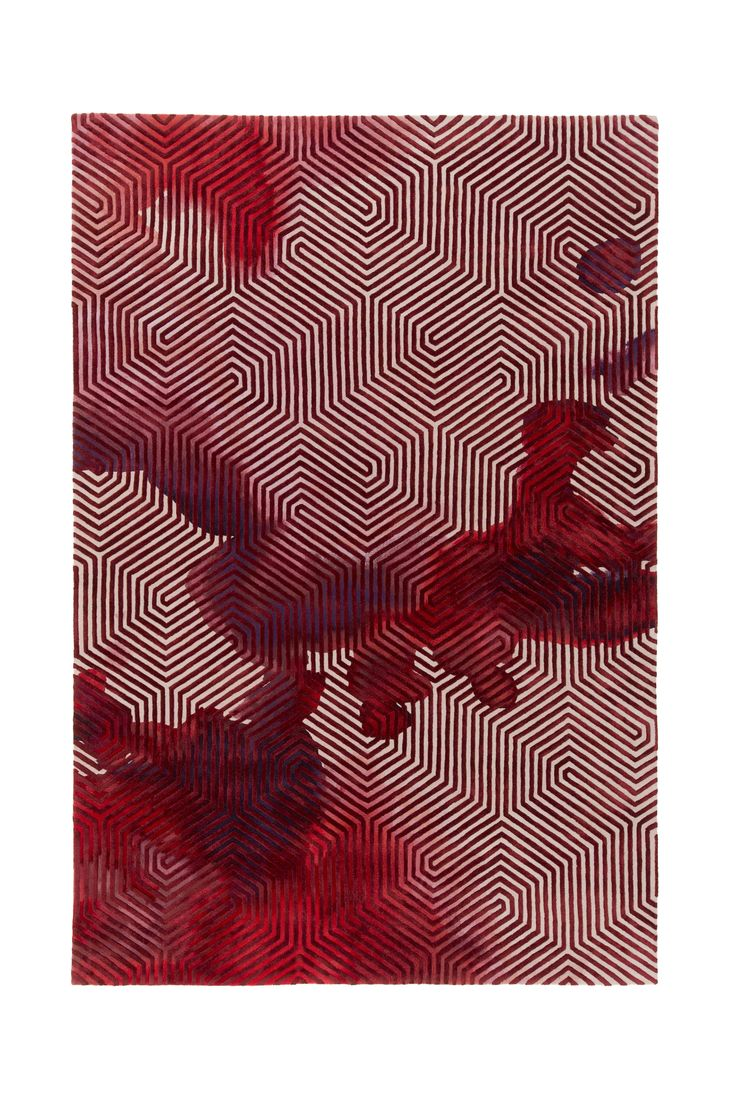 kitchen floor; Nexus I, Bloom Collection by Jeff Leatham for Tai Ping Tai Ping presents Bloom, a collection of 14 handmade wool and silk rugs designed in collaboration with Jeff Leatham