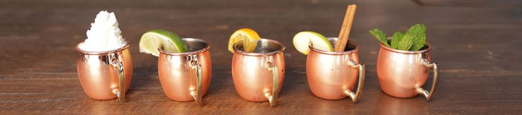These Mini Moscow Mule Shot Recipes are a quick mix. There are many different ways to make Moscow Mules), but nothing gets the party started quite like a 2oz shot.