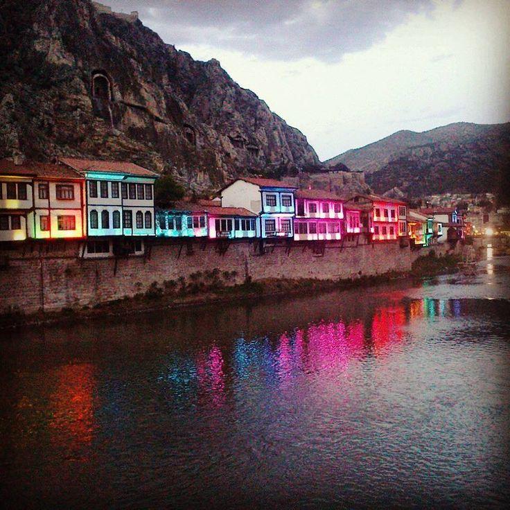 Gökkuşağı misali #Amasya #Turkey