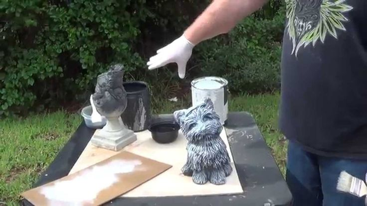 How long does it take for spray paint to dry on plastic