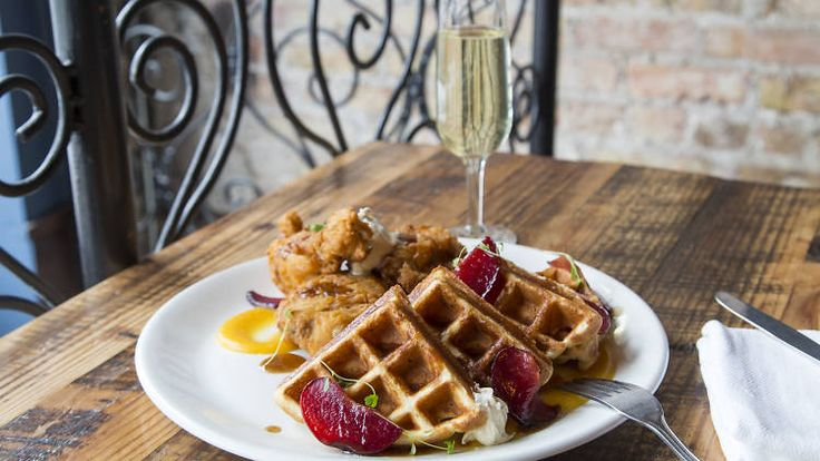 If you're looking for the right balance of sweet and savory, we've gathered the places where you'll find the best chicken and waffles in Chicago