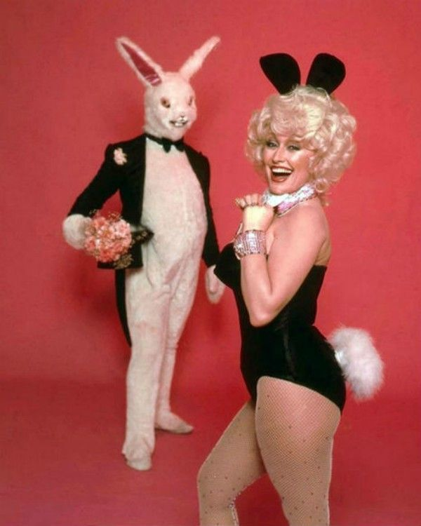 The Time When Dolly Parton Posed For Playboy - Neatorama