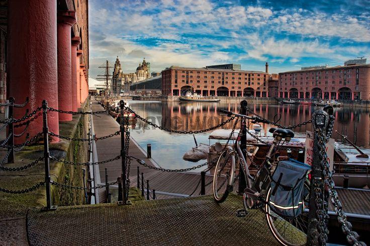 Liverpool images of Albert Dock