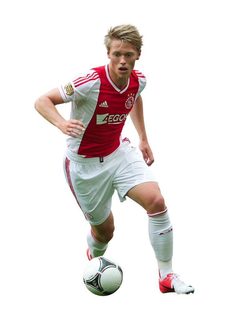 Viktor Fischer of AJAX AFC