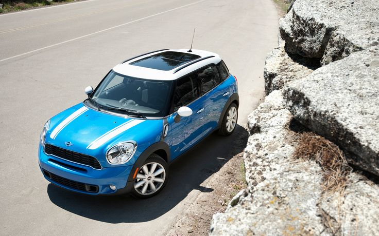 Mini Cooper Countryman! http://www.rvinyl.com/MINI-Accessories.html