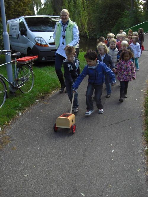 De schatzoeker gaat naar school!    Kids-concepts.nl..de weg naar een geslaagd kinderfeest