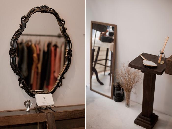 The SZEKI store interior  www.szekinyc.com