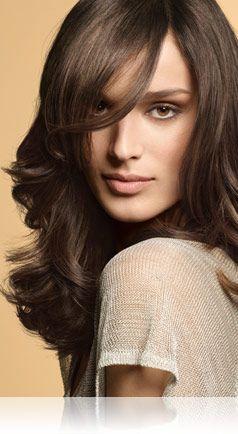 5N Brilliant Brunette® Medium Natural Brown - Precision foam permanent colour shades | John Frieda®