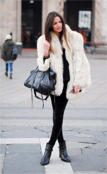 The Peak of Tres Chic: I Hear It's Almost Winter