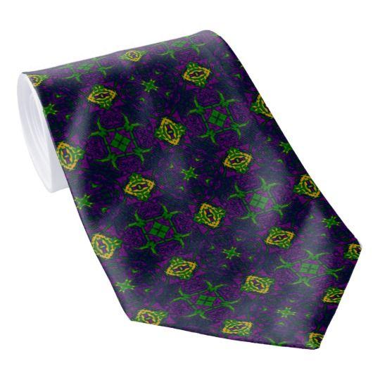 Elegant Purple Tie by www.zazzle.com/htgraphicdesigner* #zazzle #gift #giftidea #tie #elegant #purple #fathersday