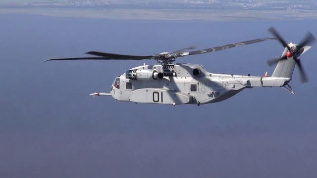 Military and Commercial Technology: Sikorsky Aircraft wins $304 million contract add-on for King Stallion helicopters