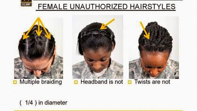 AAReports: Are New Army Hair Regulations Discriminatory Toward Black Women?