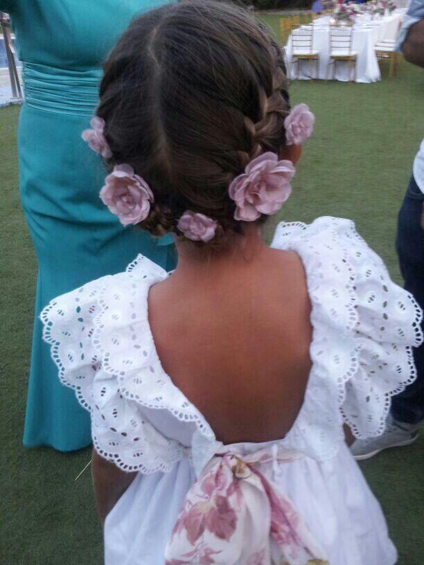 Ceremonia arras, Muselina por Beatriz Martín