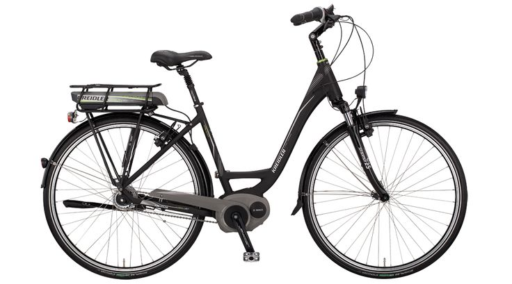 Vitality Eco 6 400Wh Shimano Nexus 8-speed / FH / HS11