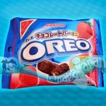 Oreo Chocolate Bar Minis - Strawberry