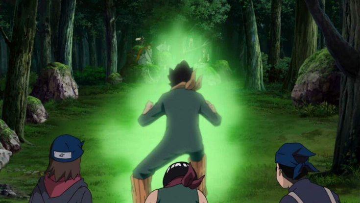 8 portões internos | Naruto Shippuden Online Amino