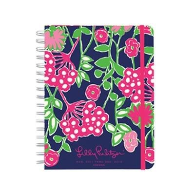 Lily Pulitzer agenda ;) I almost bought this today at swoozies!